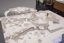 1人の経験を建築化した個人の歴史博物館的な案。(物語型) An individual's historical museum-like plan that has built one's experience. (Story type)