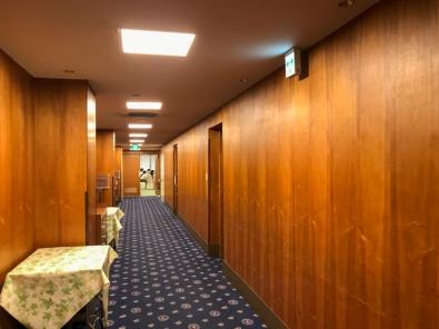 3F 廊下