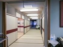 5F 廊下