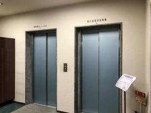 5F エレベーター